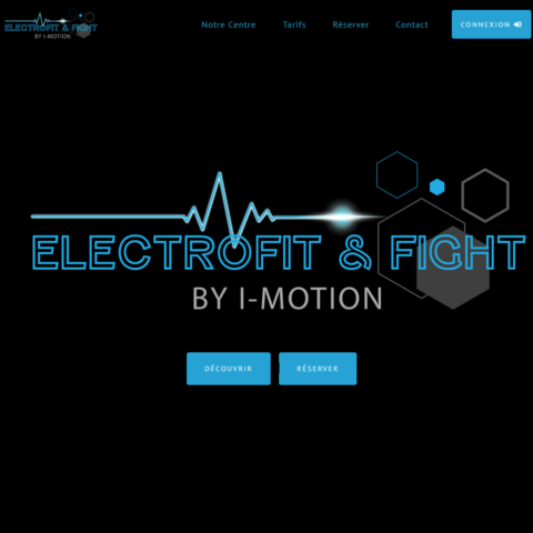 studio ems boxe electrofit and fight