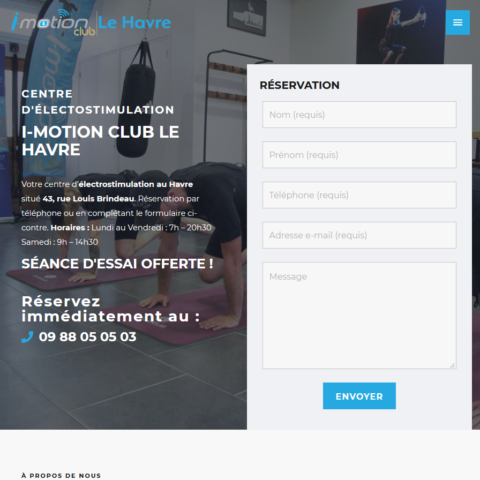 i motion club le havre